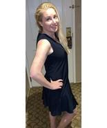 J CREW Navy SLEEVELESS DRESS Sz XS Sheath Dress Fit & Flare School Girl - $34.62