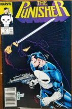 MARVEL Comics: The Punisher- Insider Trading  No. 7, March 1988 - $1.95