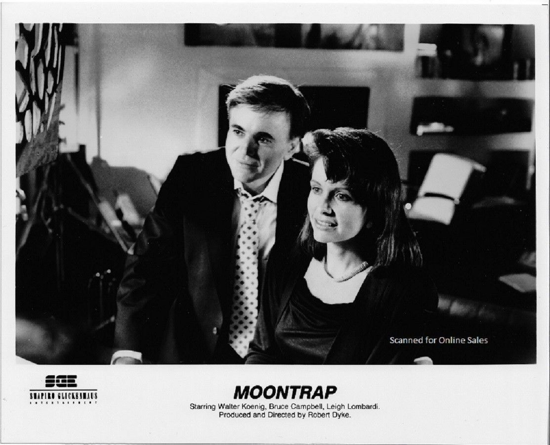 Leigh Lombardi Moontrap new images
