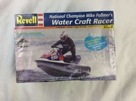 #5030 Revell National Champion Mike Follmer's Water Craft Racer 1/25 Sca... - $28.04