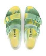 Birkenstock Womens Arizona Essentials Eva Green Yellow Jade Sandals Size... - £57.96 GBP