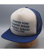 Vintage Country Ford Belle Vernon pa Malla Snapback Ajustable Gorra con ... - $39.60