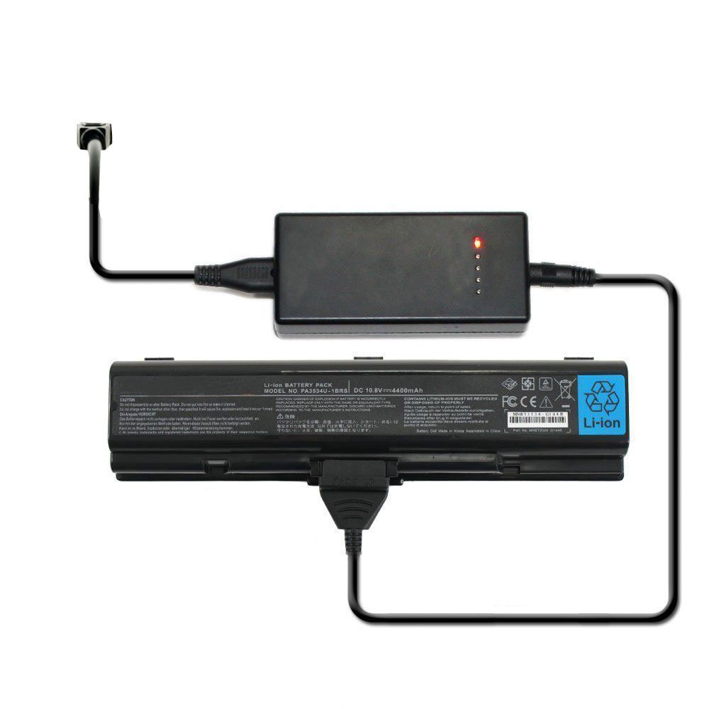 External Laptop Battery Charger for Toshiba Satellite A210-27M Battery - $56.35