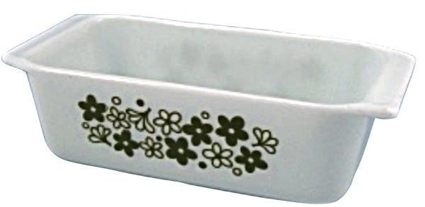 PYREX CRAZY DAISY Spring Blossom LOAF PAN - $39.59