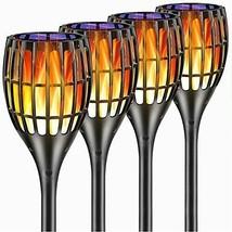 YUJENY Solar Torch Lights Upgraded Waterproof Landscape Garden Pathway L... - $90.17