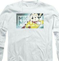 Mighty Mouse superhero Retro Saturday cartoon classics long sleeve tee CBS1589 image 4