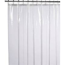 Shower Curtain, Water,Bath,Room,Home,Polyester,Toilet,Sink,Rail-Hooks,Liner, Tub - $19.99