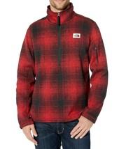 The North Face Men's Gordon Lyons Novelty 1/4 Zip Pullover, Cardinal Red... - $69.30