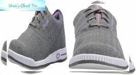 Dexter Kerrie Bowling Shoes 9.0, Grey Twill - $58.65