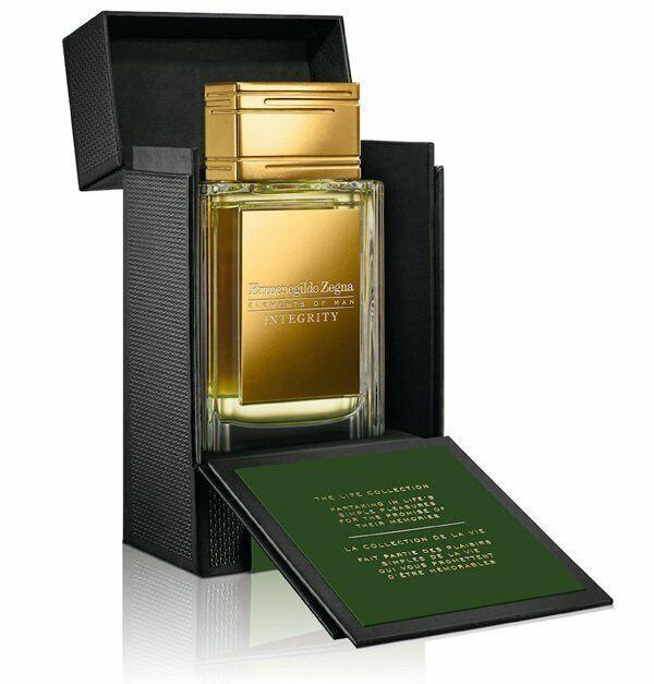 Ermenegildo Zegna ELEMENTS of MAN INTEGRITY Concentrate de Parfum Cologne 1.7oz - $149.93