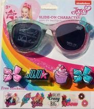 Jojo Siwa 100% UV Bruchsicher Sonnenbrille mit / Folie auf Charakter & A... - $10.49
