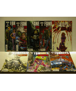 FANBOYS AND ZOMBIES #1 - 8 FULL SET - FREE SHIPPING - $18.70