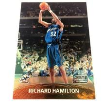 Rip Hamilton 1999-00 Topps Stadium Club Chrome Rookie Card #138 Wizards ... - $2.92