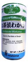 Mishima Ochazuke Wakame Seaweed & Rice Cracker Furikake Mix 1.76 Ounce Jar - $15.82