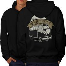 The Vacation Van Sweatshirt Hoody Holiday Men Hoodie Back - $20.99+