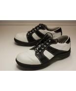 FootJoy Size 9 Black White Golf Shoes Women's - $64.00