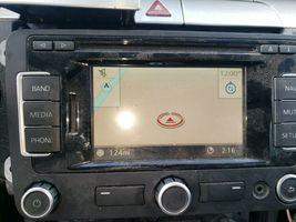 2010-2015 Volkswagen Touch Screen Navigation Radio Head Unit 1K0-035-274-D image 8