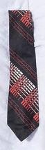 Vintage Wembley Wemlon Wide Polyester Tie Necktie mv - $12.86