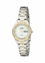 Citizen Women'S Eco-Drive Sport Two-Tone Watch With Date, Ew3144-51A - £182.97 GBP