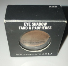 MAC Eye Shadow Bronze Frost New In Box 0.05oz New In Box - $44.16