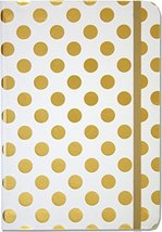 Gold Dots Journal (Diary, Notebook) [Diary] Peter Pauper Press - $11.20