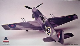 Accurate Miniatures 1/48 Kit 3410 RAF MK-IA Mustang image 2