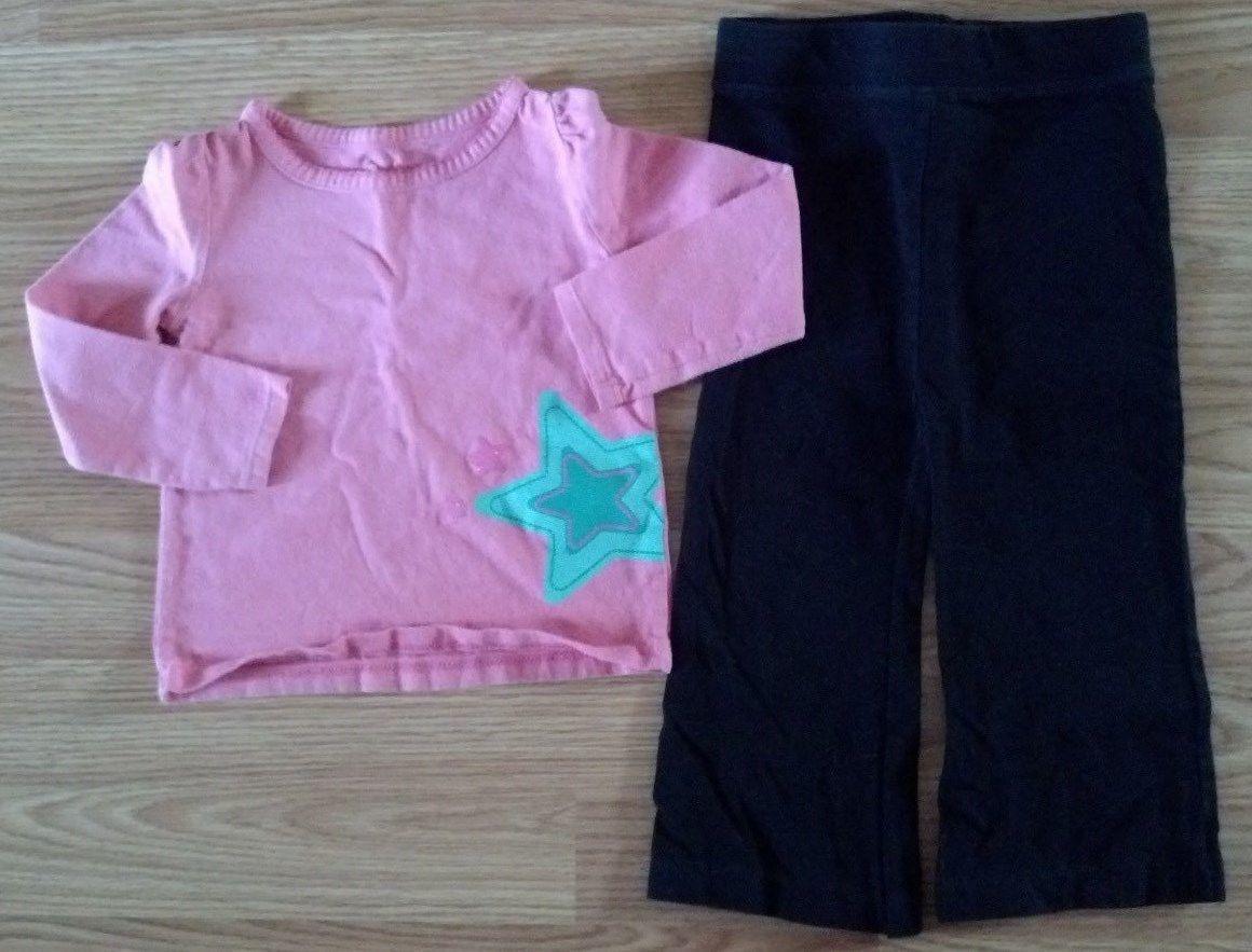 b4d3617c1 Girl's Size 18 M Months 2 Pc Pink Circo L/S and 28 similar items. S l1600