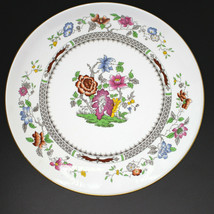 Vtg Spode Chinese Rose Cake Plate Floral English Bone China Discontinued... - $69.94