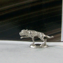 Vintage Dungeons & Dragons Rare Metal Miniature D&D Ral Partha Guard Dog Attack - $13.49