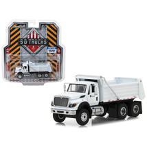 2018 International WorkStar Construction Dump Truck White S.D. Trucks Se... - $26.92