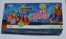 Milton Bradley Disney Hannah Montana Mall Madness Electronic Board Game ... - $48.74