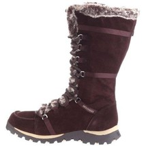 Skechers GRAND JAMS 9.5 M Faux Fur Zipper Up or Lace-Ups Winter Boot Unl... - $49.99