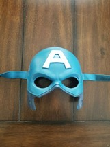 Marvel Captain America Mask Costume Role Play Hasbro 2011 Avengers - $3.96