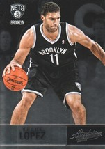 2012-13 Panini Absolute #49 Brook Lopez NM-MT Nets - $1.13