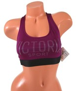 Victoria's Secret Victoria Sport The Player Racerback Sports Bra Size Sm... - $17.81