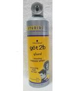 Schwarzkopf Got2b Glued BLASTING FREEZE SPRAY Hold Spike Hair 14.4 oz/40... - $16.82