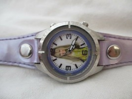 Hannah Montana Purple Kid's Watch Buckle Band Analog Quartz Wristwatch - $29.00