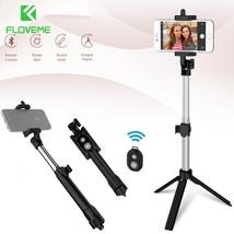 Tripod Bluetooth Extendable Aluminium Selfie Stick Monopod Remote Contro... - $18.89