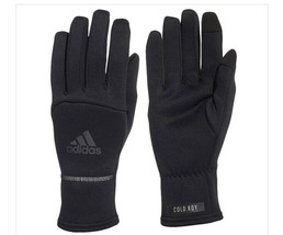 Adidas Glove Cold.Dry Running Training Gloves Primegreen Black Unisex NW... - $47.23