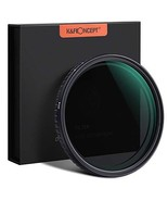 K&F Concept 77mm Fader ND Filter Neutral Density Variable Filter ND2 to ... - $60.08