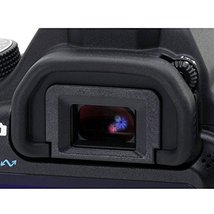 ChromLives Camera Eyepiece Eyecup 18mm EB Replacement Viewfinder Protector - $15.99