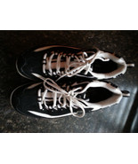 Sketchers Shape Ups Shoes Women's 9.5 Sneakers Black And White - $49.45