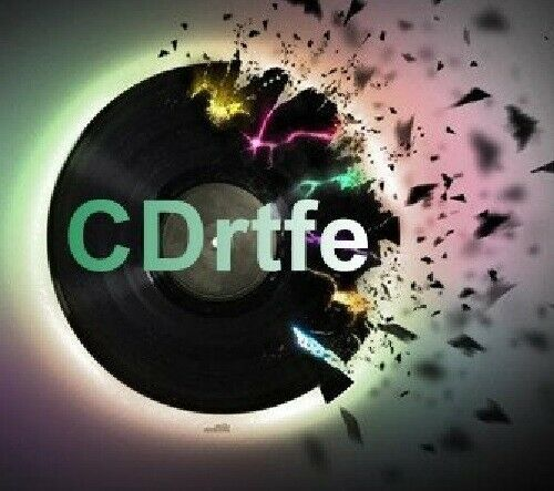 CDrtfe 1.5.8 Burner Software on DVD or 4GB USB Flash Drive for Windows Burning