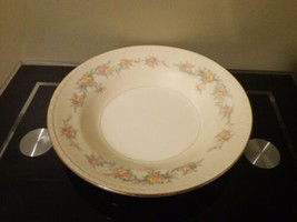 Vintage Homer Laughlin Eggshell Georgian Soup Bowl Rimmed Cereal Multiples Avail - $9.89