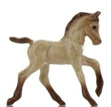 Hagen Renaker Miniature Horse Buckskin Colt Ceramic Figurine