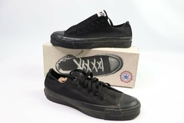 Vintage 90s New Converse All Star Ox Mens 5.5 W 7.5 Chuck Taylor Shoes B... - $242.50
