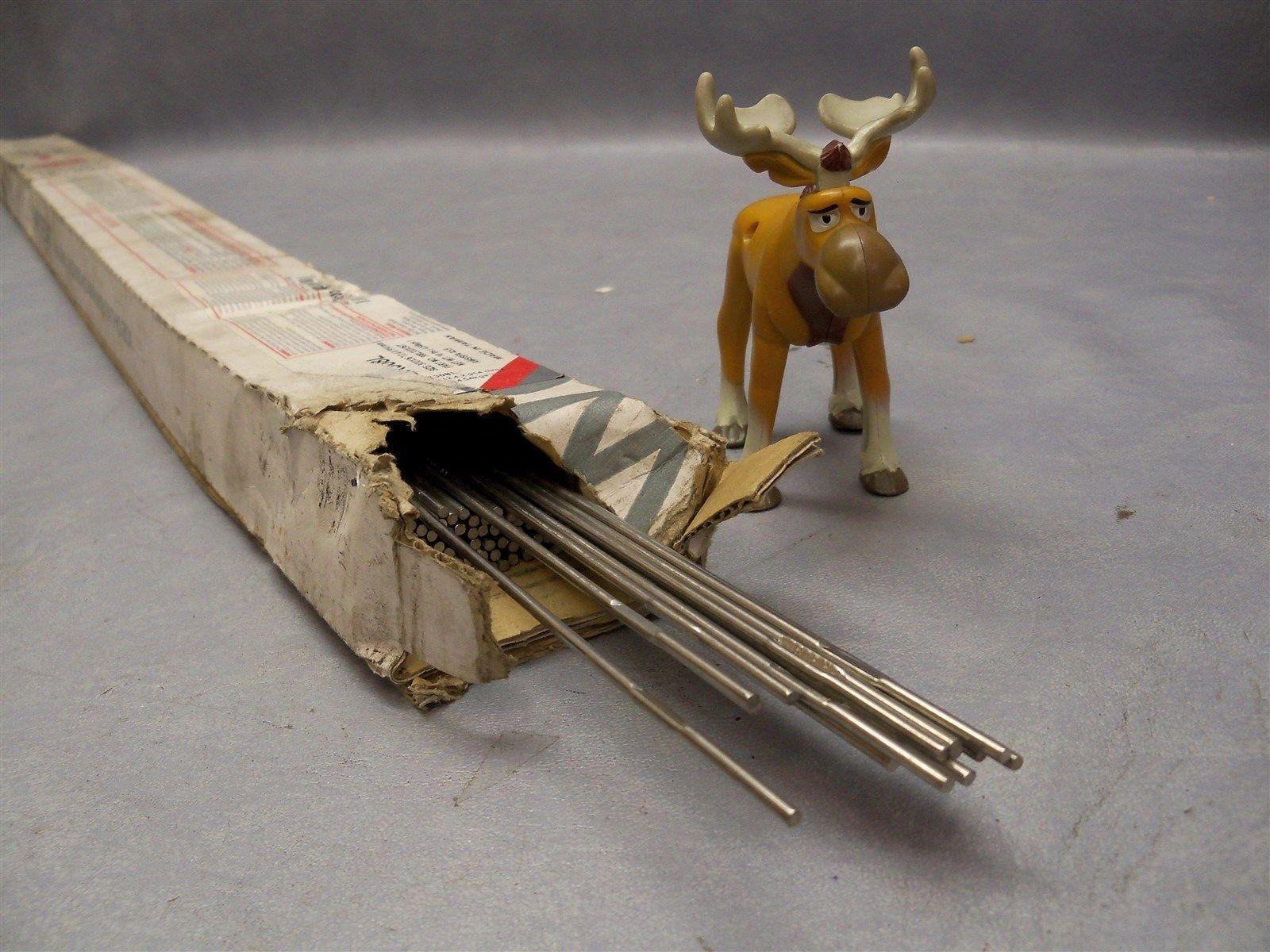 WeldCote Welding Rods 3/32 x 36 308L332x36T Heat 08B13082 Over 8 Pounds - $48.87