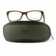 Emporio Armani EA 3023 Optical Eyeglasses Frames Case + Cleaning Cloth  - $73.66
