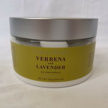 NIP Crabtree & Evelyn Verbena And Lavender De Provence Body Cream 8.8oz Jar - $30.84