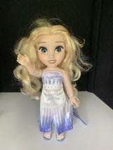 Disney Frozen II 13 Inch Elsa The Snow Queen Doll with Shoes Jakks Pacific - $18.80